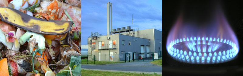 Biomasse : déchets, méthanisation et biogaz