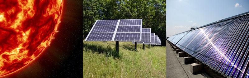 Le solaire : soleil, photovoltaïque et solaire termique